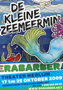 affiche van De kleine zeemeermin