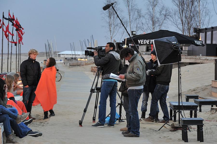 Filmproductieklas