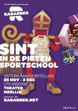 Sint in de Pietenschool