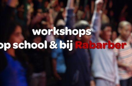Rabarber Cultuur en Educatie