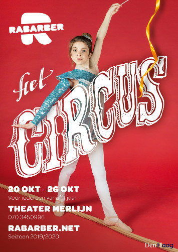 Affiche Het Circus
