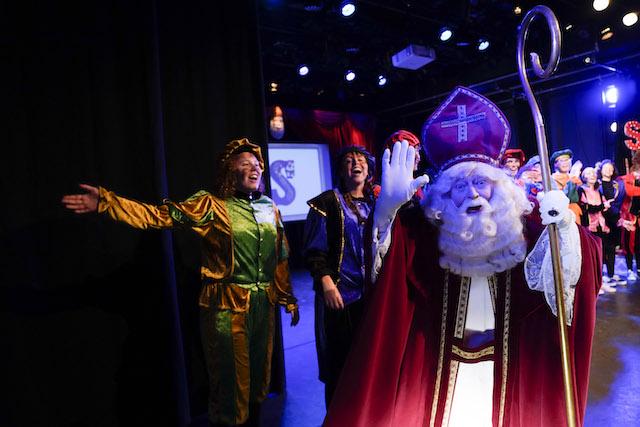 Sinterklaas en het verdwenen speelgoed