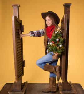 Once upon a time | Kerst in het Wilde Westen persfoto