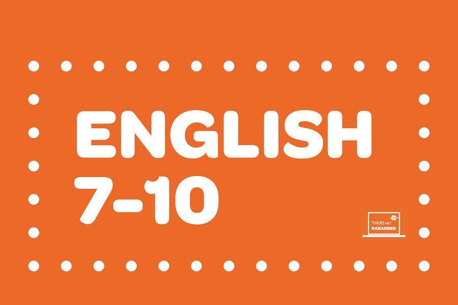 ENGLISH 7-10 KIJKLESSEN