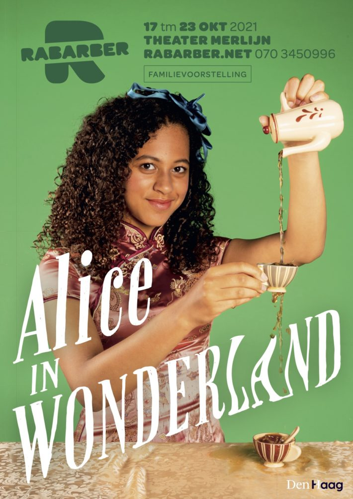 Affiche Alice in Wonderland
