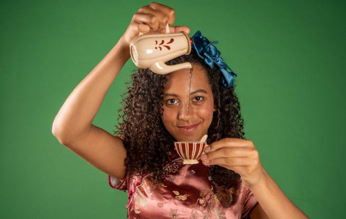 Publiciteitsfoto Alice in Wonderland